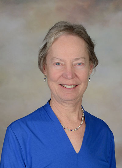 Christine Hedges,