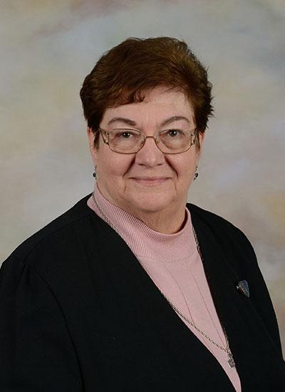 Sister Barbara Kupchak,