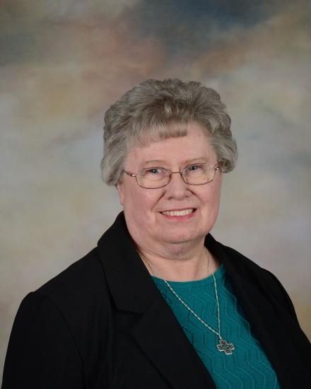 Sister Molly Bauer, Senior Program Officer